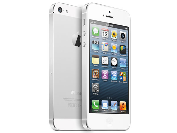 Apple iPhone 5 32GB WiFi 4G LTE White Smart Phone Sprint
