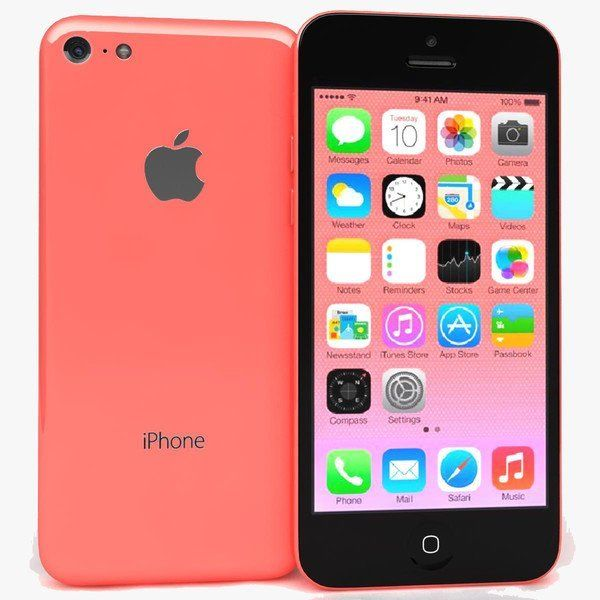 Apple iPhone 5c 16GB 4G LTE with Retina Display in Pink ...