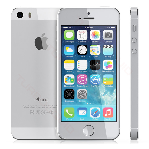 prepaid iphone 5s apple iphone 5s 16gb silver 4g lte smart phone sprint 12801