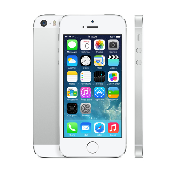 boost iphone 5s apple iphone 5s 32gb smartphone att wireless silver 10300