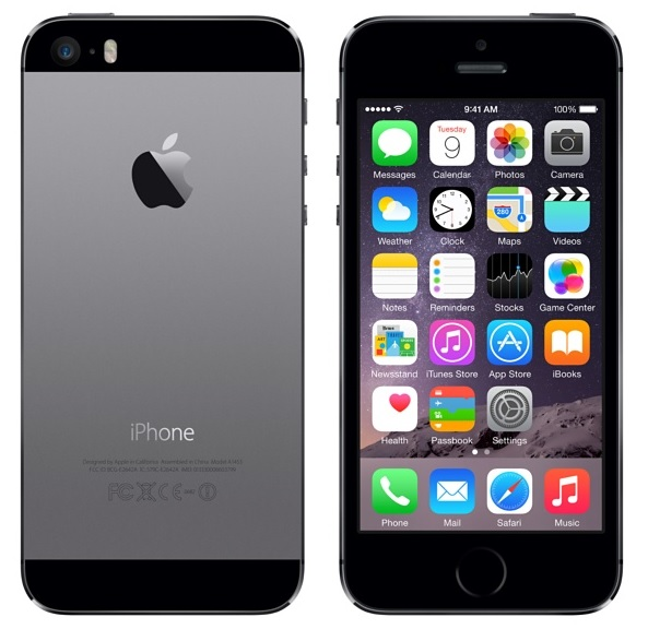 iphone 5s 32gb at t apple iphone 5s 32gb att wireless smartphone in space 14725