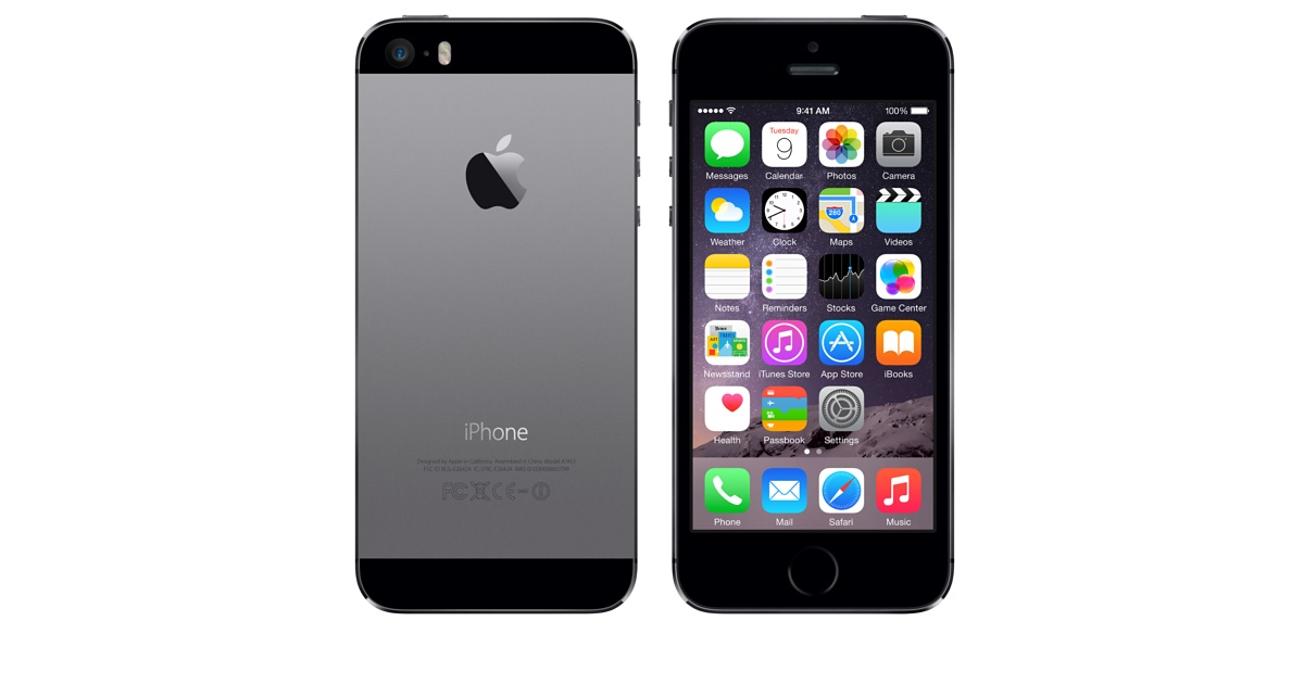 refurbished iphone 5s at t apple iphone 5s 32gb att wireless smartphone in space 15958