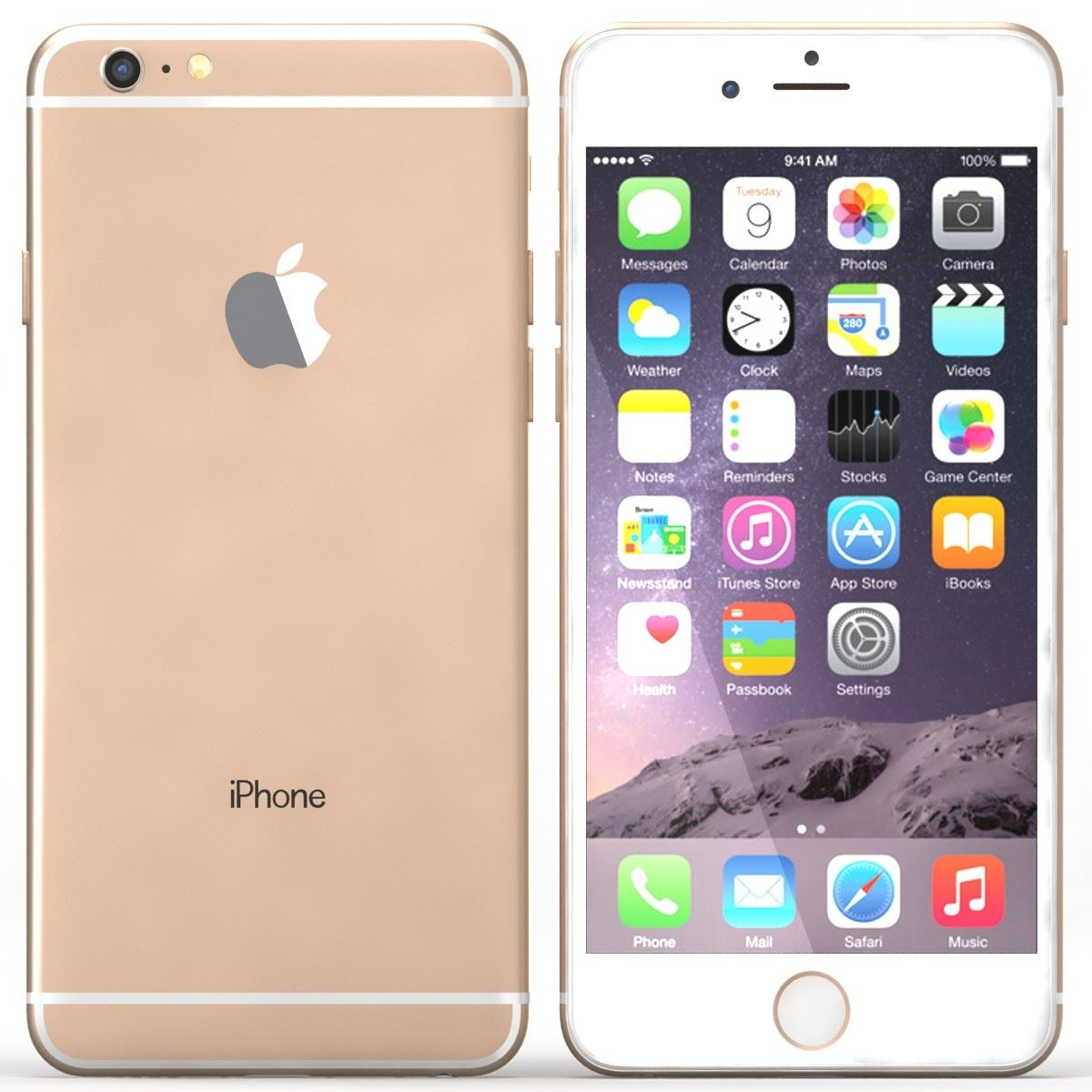 Apple iPhone 6 16GB Smartphone - Ting - Gold - Excellent Condition ... 7d64130899