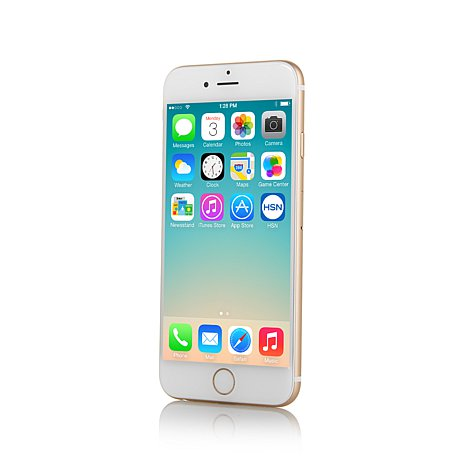 apple iphone 6 plus 16gb smartphone for att wireless. Black Bedroom Furniture Sets. Home Design Ideas
