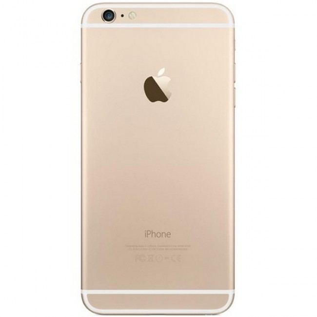 Apple iPhone 6 Plus 64GB Smartphone for Sprint - Gold - Mint Condition ...