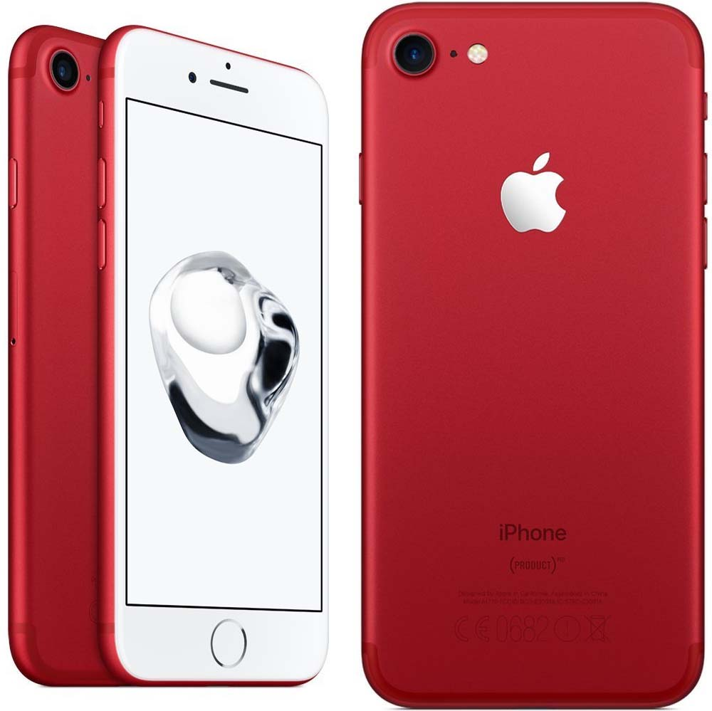 63a94f4f4 Apple iPhone 7 128GB Smartphone for Cricket Wireless Wireless - Red. On sale