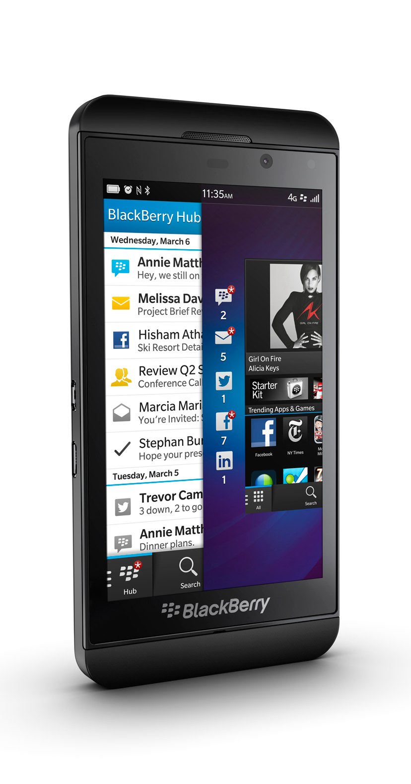 blackberry z10 16gb smartphone for verizon black fair condition used cell phones cheap. Black Bedroom Furniture Sets. Home Design Ideas