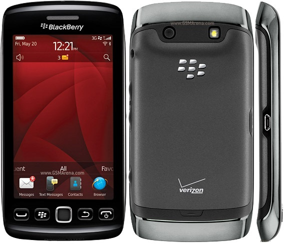 Blackberry 9850 Torch Bluetooth WiFi Touch Phone Verizon - Good Condition : Used Cell Phones ...