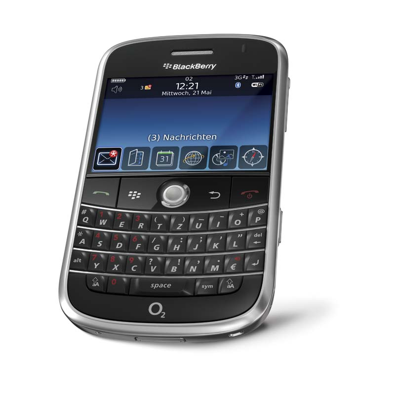 Blackberry Bold 9000 Bluetooth Wifi Smart Phone Att Good