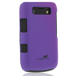New Dragonfly BlackBerry 9700 Tandem Case - Purple