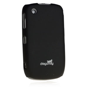 New Dragonfly BlackBerry Curve Bantam Case - Black