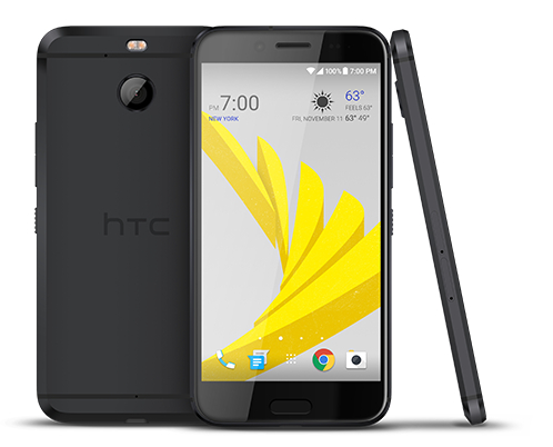 HTC Bolt 32GB Android Smartphone for Sprint PCS - Black