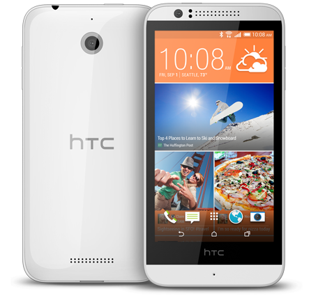 HTC Desire 510 4G LTE Android Smart Phone Boost Mobile
