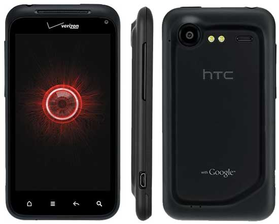 htc droid incredible 2 android smartphone for verizon HTC Verizon Wireless HTC Verizon Wireless