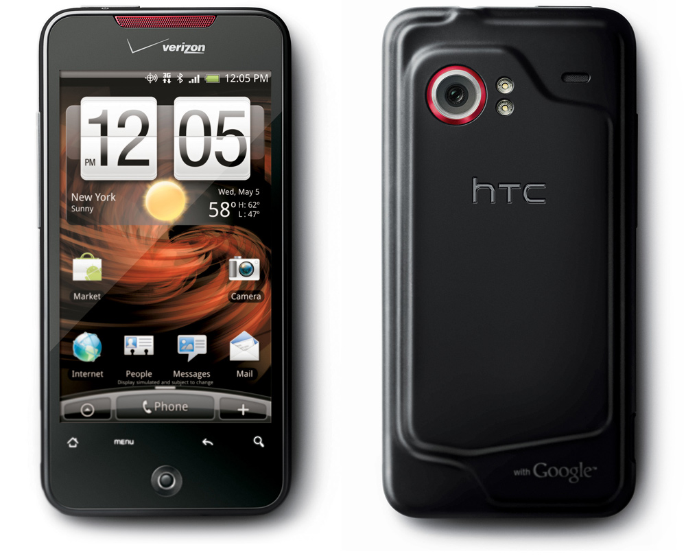 HTC Droid Incredible NFC 4G LTE Android PDA Pone Verizon ...