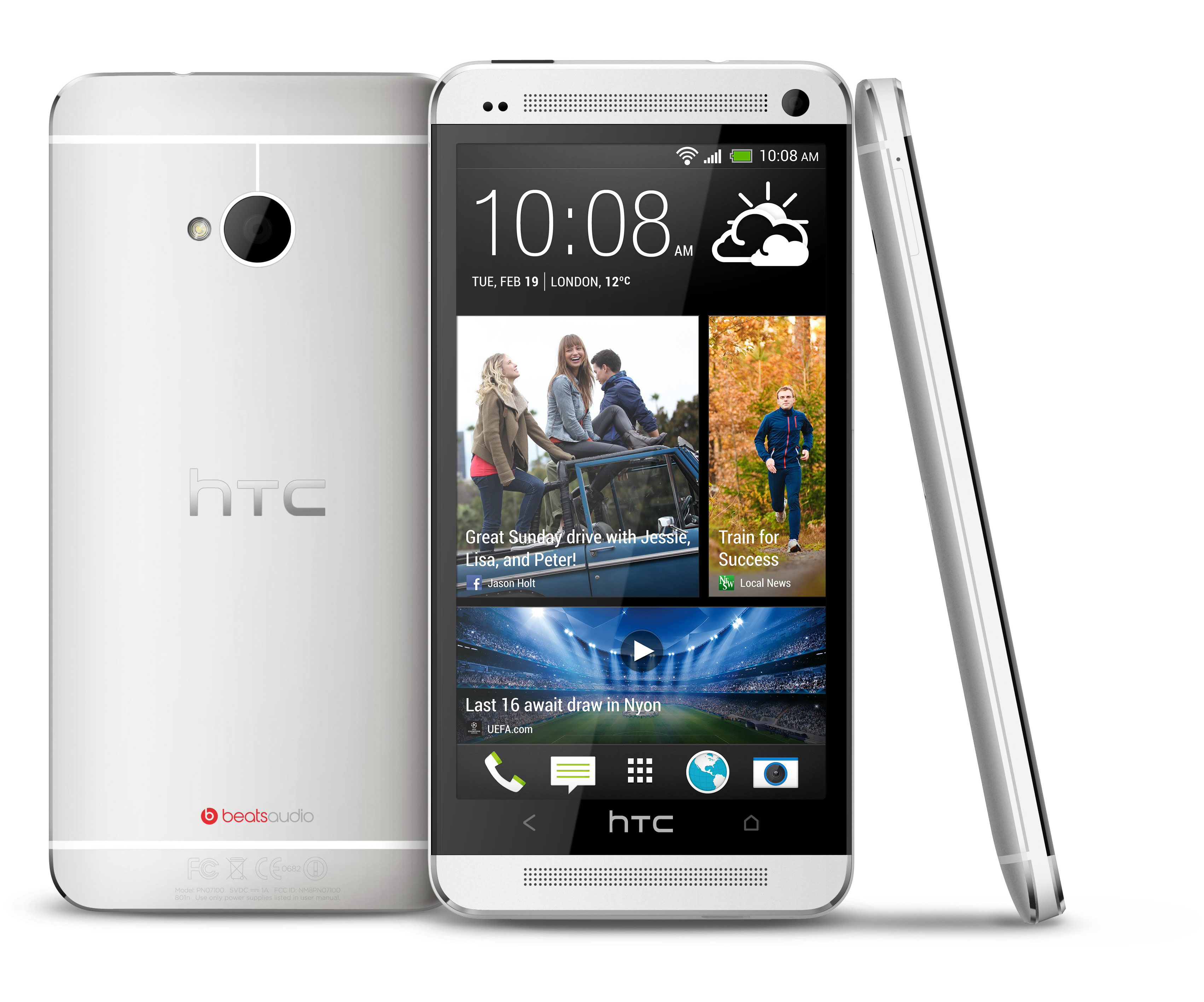 Phone Android Used Phones htc one m7 32gb android smartphone for sprint silver excellent silver