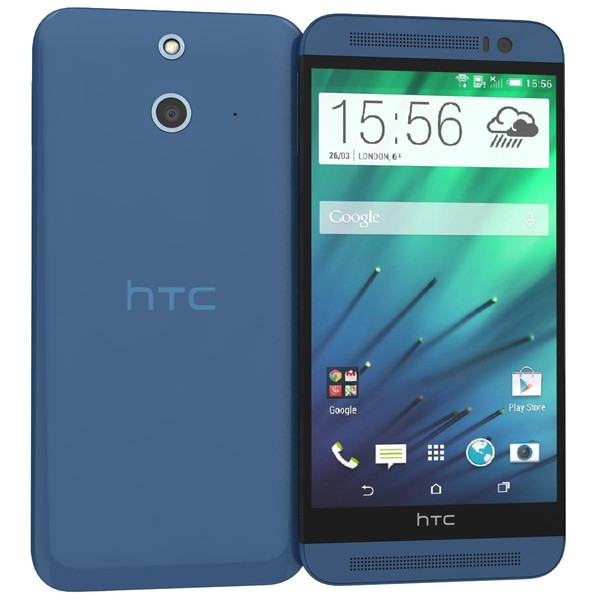 HTC One M7 32GB Android Smartphone for Verizon - Blue