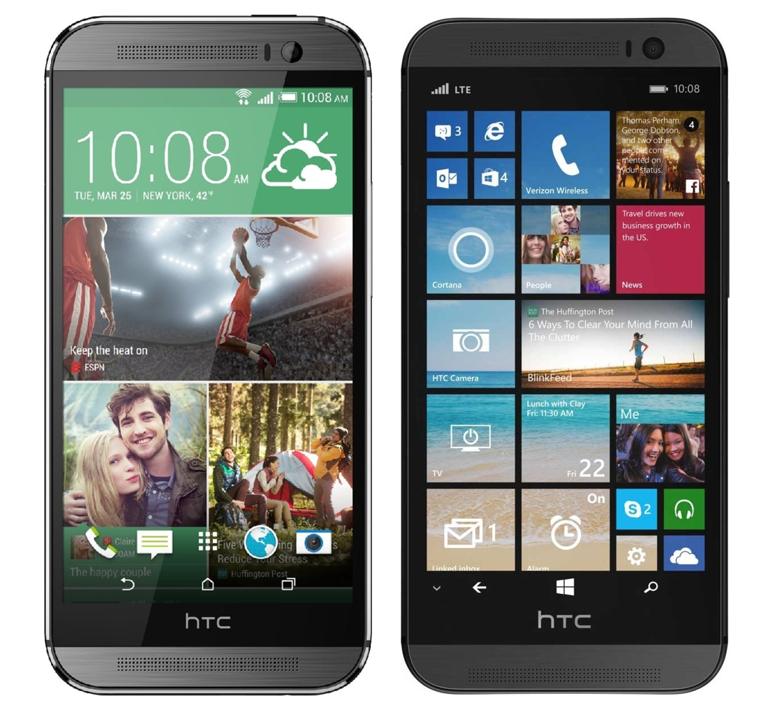 Phone Windows Phone Vs Android Phones htc one m8 32gb 4g lte windows 8 1 phone with full hd display for verizon