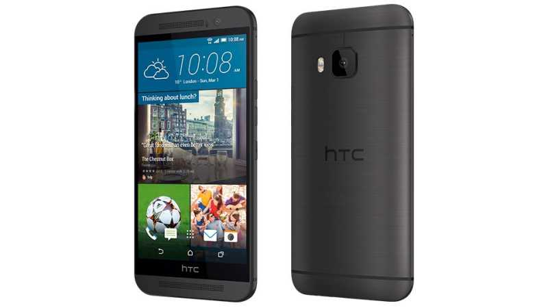 Htc One M9 32gb Android Smartphone For Verizon Gray