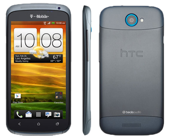 HTC One S 16GB High-End Android Smart Phone TMobile