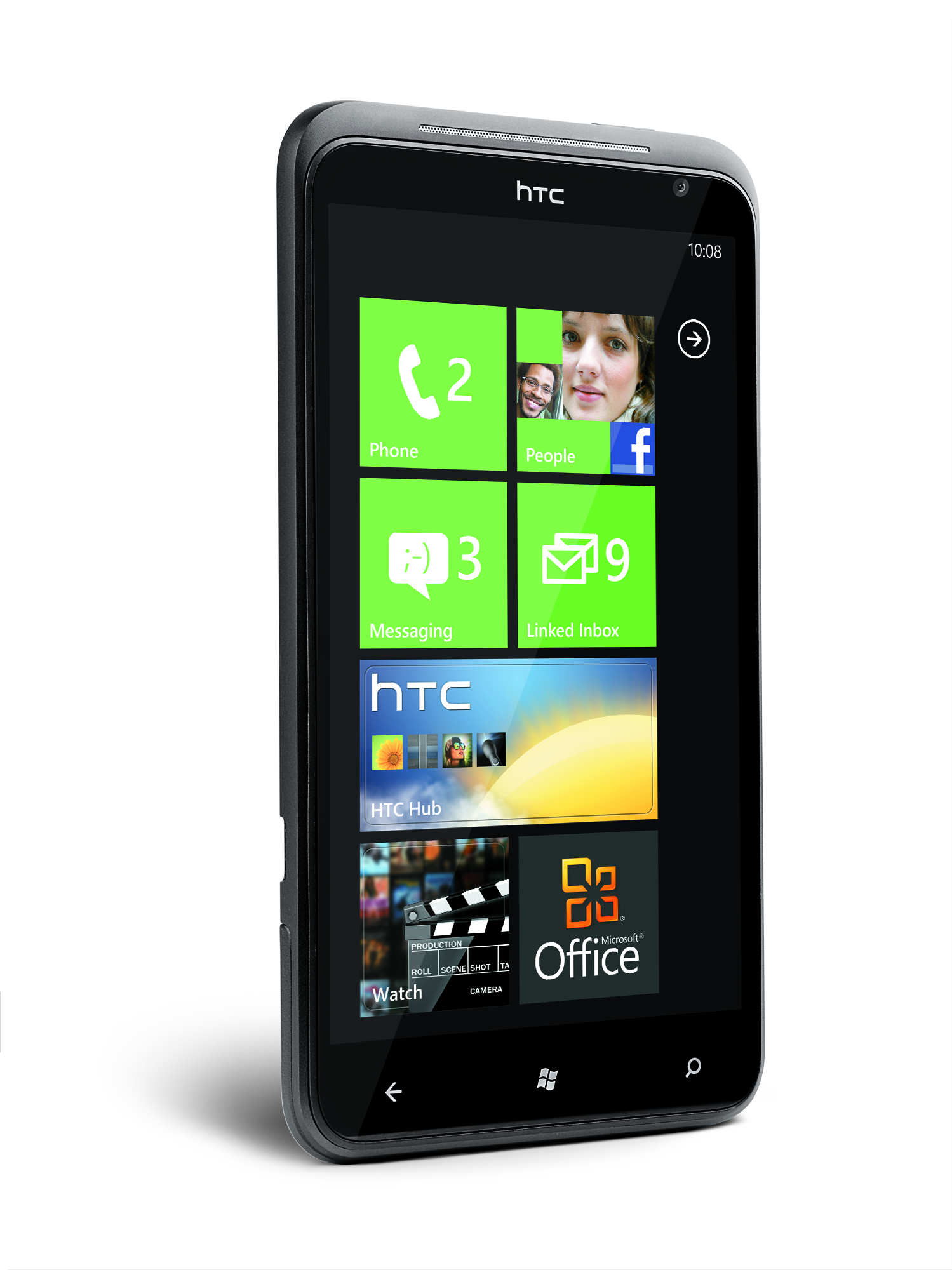 Htc Titan Bluetooth Wifi Windows Phone 7 Pda Att Fair