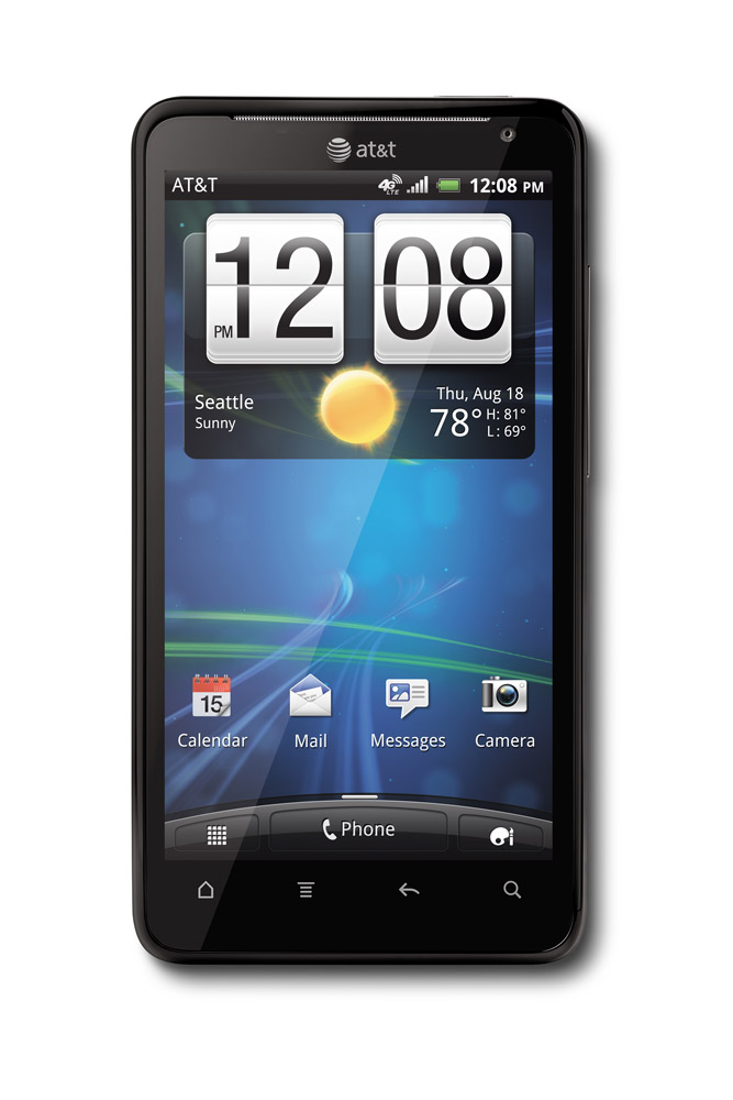 HTC Vivid 4G LTE WiFi High-End Android Phone Unlocked