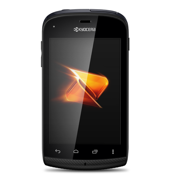 Kyocera Hydro 3g Rugged Android Smart Phone Boost Fair