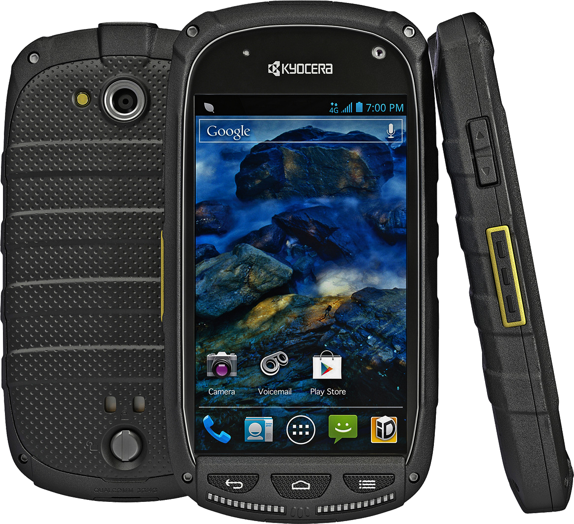 Kyocera Torque E6710 Rugged Android Smartphone For Sprint