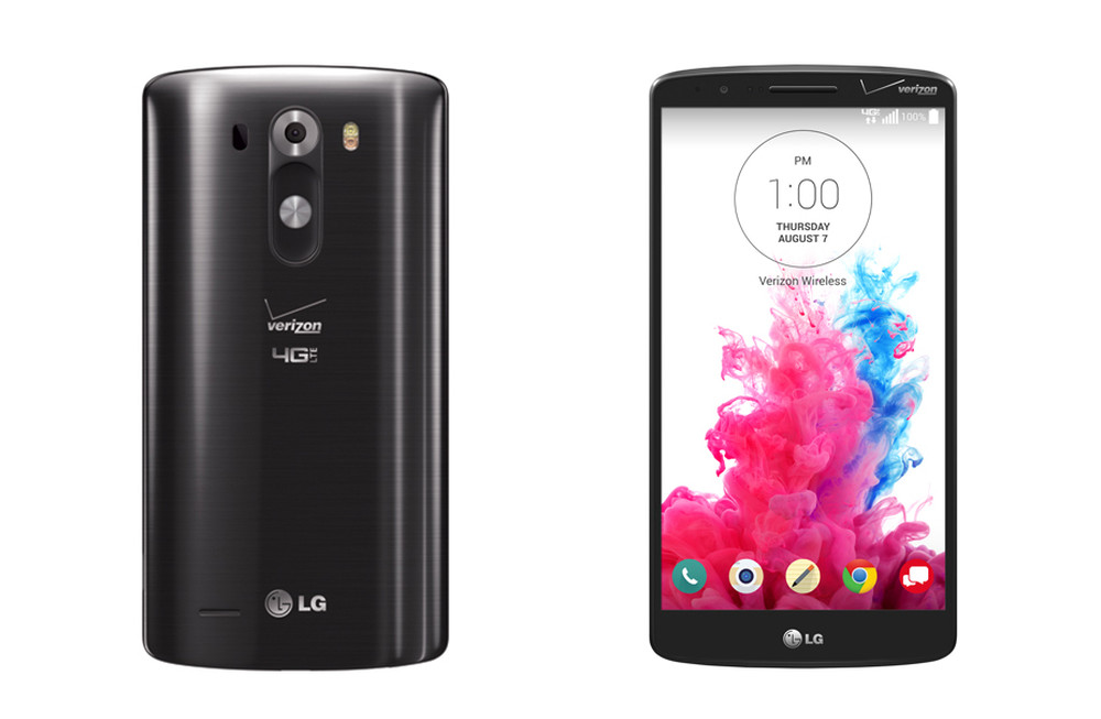 LG G3 32GB VS985 Android Smartphone for Verizon - Black ...
