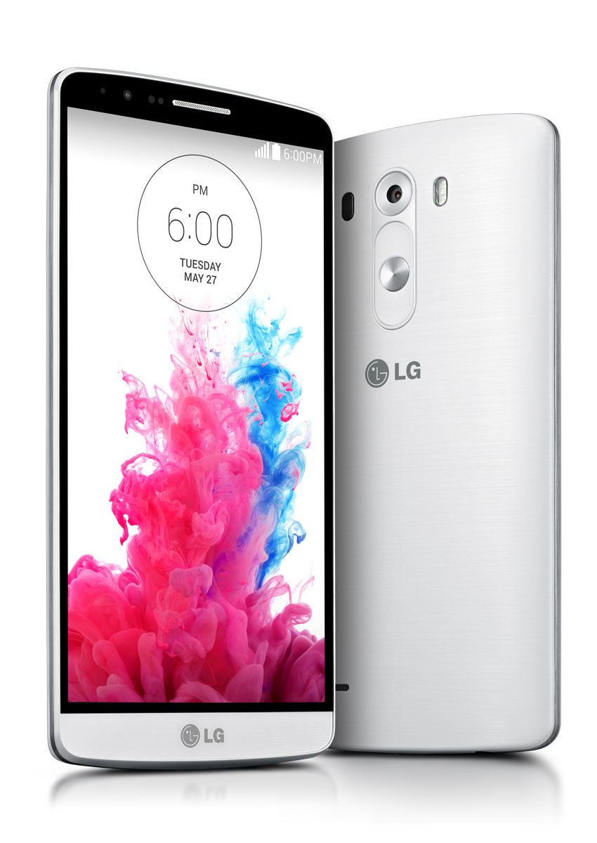 LG G3 32GB VS985 Android Smartphone for Verizon - White ...