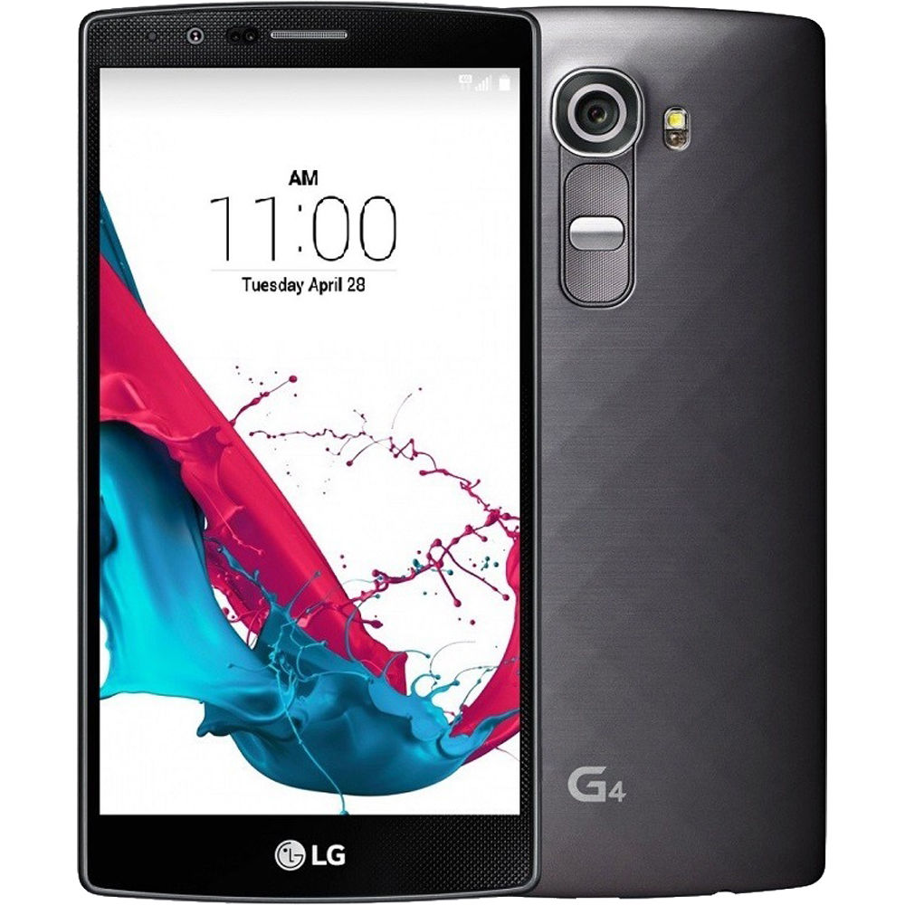 LG G4 32GB H810 Android Smartphone - Unlocked GSM - Metallic Gray