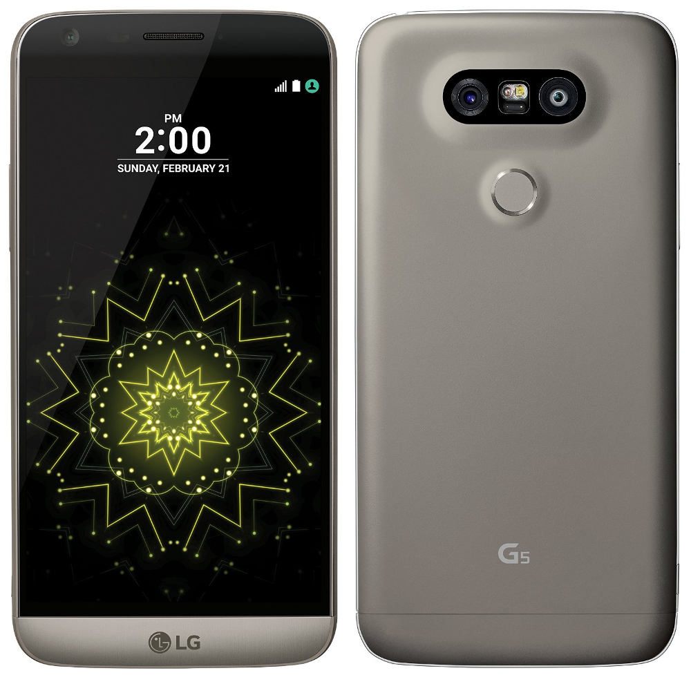 Lg G5 Vs987 32gb Android Smartphone For Verizon Titan