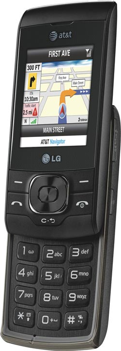 LG GU295 Bluetooth Camera GPS BLACK 3G Phone Unlocked