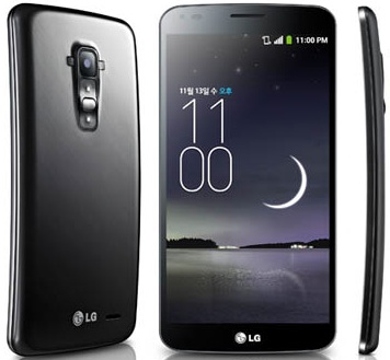LG G Flex D959 4G Flexible Android Smartphone Unlocked GSM