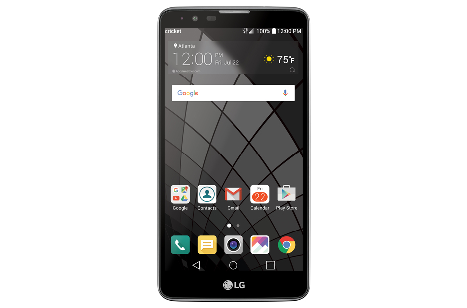 Lg G Stylo 2 Ls775 Android Smartphone For Boost Mobile