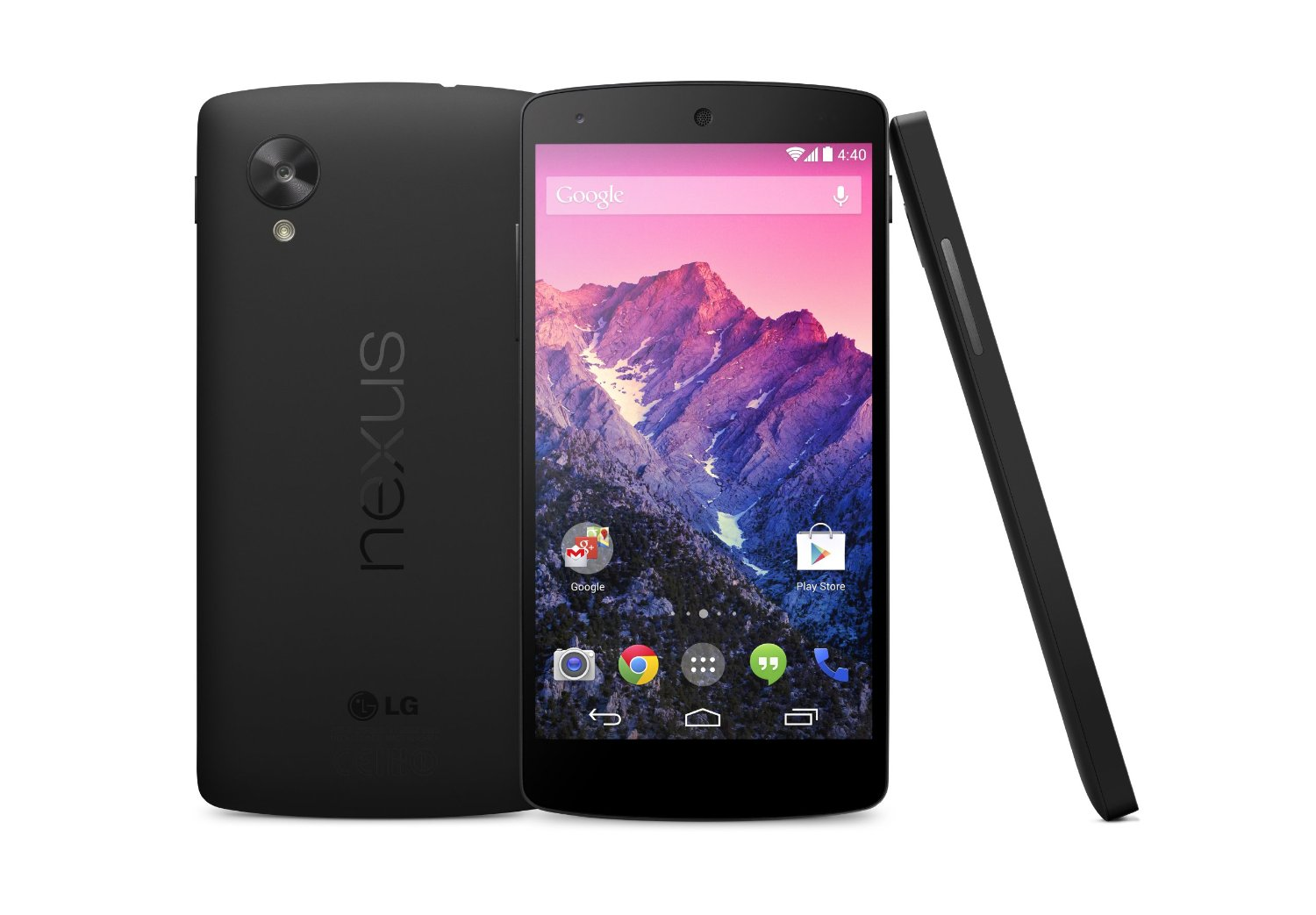 lg nexus 5 4g lte 16gb 8mp android phone hd display t mobile mint condition used
