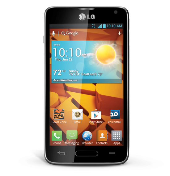 Lg Optimus F3 Lg720 Thin 4g Lte Android Smart Phone Boost