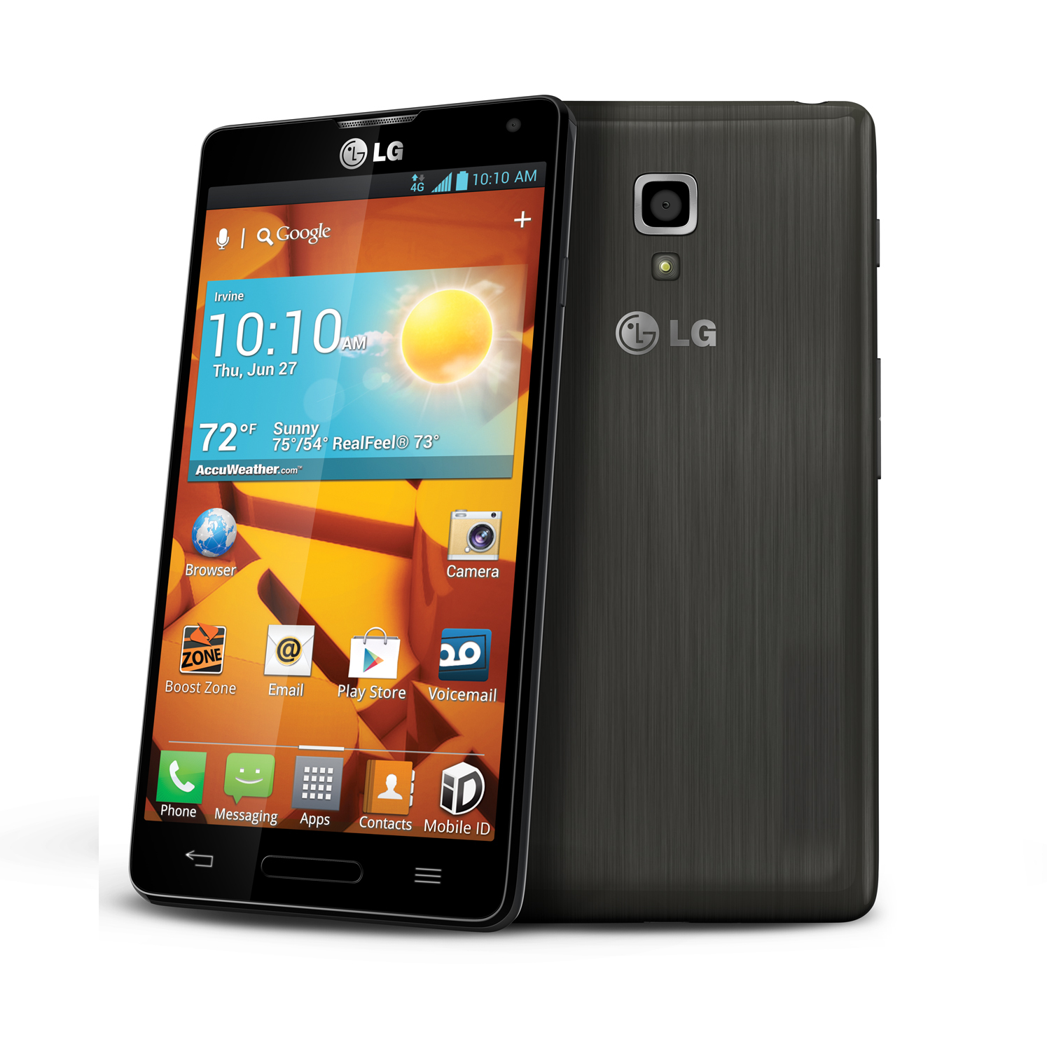 LG Optimus F7 LG870 WiFi GPS 4G LTE Android Phone Boost Mobile