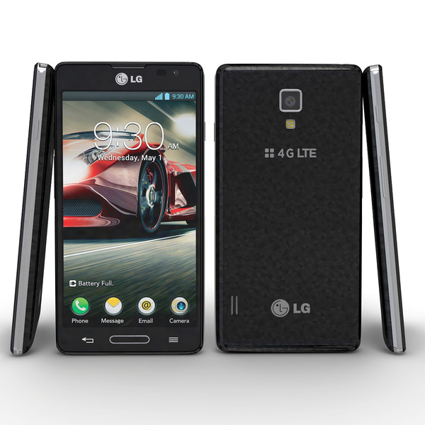 Lg Optimus F7 Us780 Wifi Gps 4g Lte Android Phone Us