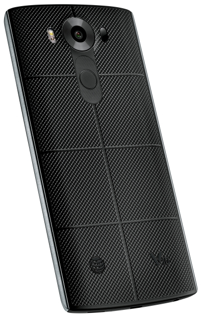 LG V10 64GB F600S Android Smartphone - MetroPCS - Space Black