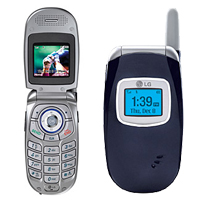 LG VX3400 Basic Small Color Flip Speaker Phone US Cellular