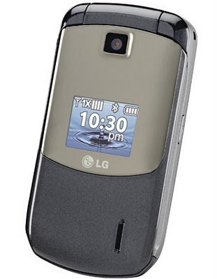 LG VX5600 Accolade Basic CDMA Camera Flip Phone Verizon