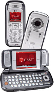 LG VX9800 Camera Phone Bluetooth and Keyboard for Verizon
