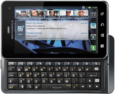 Motorola Droid 3 XT862 3G QWERTY Messaging Android ...