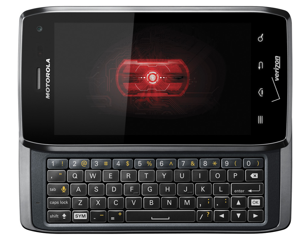 Motorola Droid 4 Xt894 Qwerty Messaging Android Smartphone