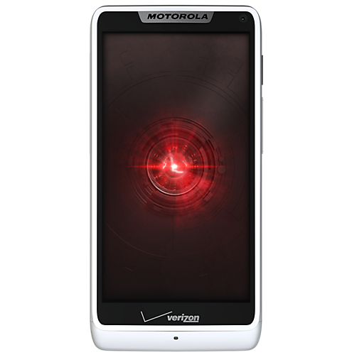 Motorola Droid RAZR M 8GB 4G LTE Android WHITE Phone ...