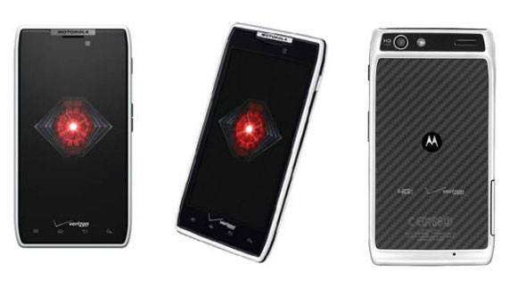 Motorola Droid RAZR WHITE 4G LTE Android Phone Verizon ...
