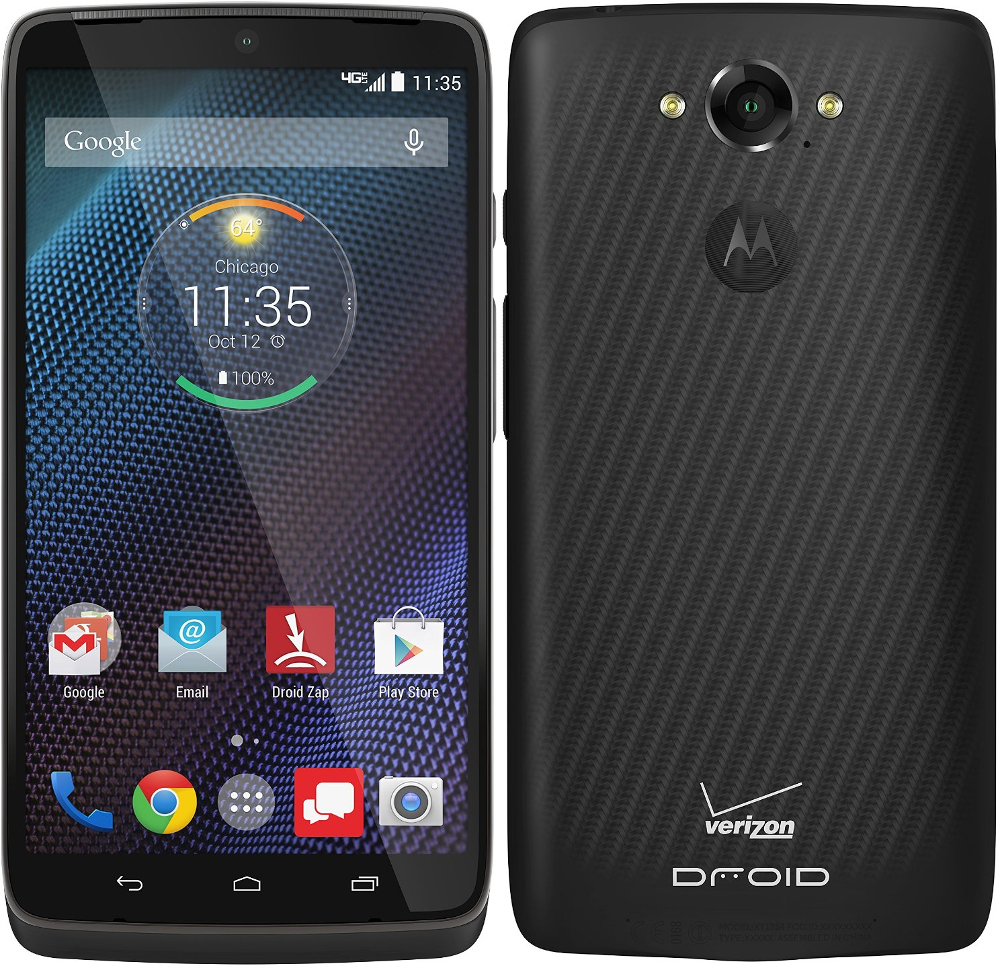 Motorola Droid Turbo 32gb Xt1254 Android Smartphone For