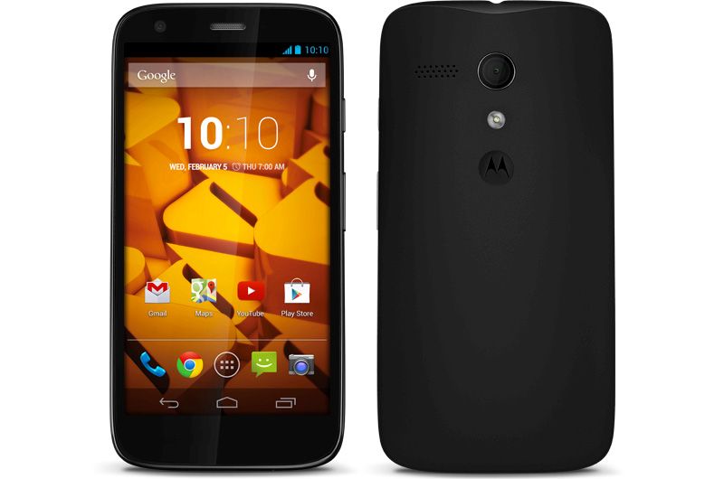 Motorola Moto G 8GB 3G Android Smart Phone Boost Mobile ...