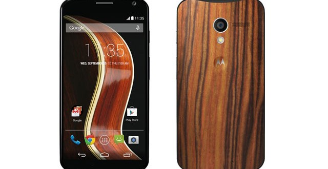 motorola moto x wifi gps android 4g lte phone sprint in black with wood back panel excellent. Black Bedroom Furniture Sets. Home Design Ideas